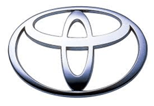 Logo de Toyota, precursores del just in time