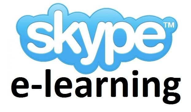 Skype e-learning