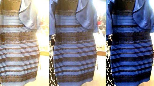 color-vestido-azul-blanco-dorado-negro