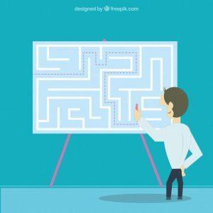 empresario-buscando-la-solucion_23-2147504633