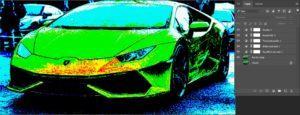 Ajustes color photoshop