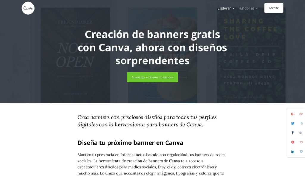 programa de diseño online gratis