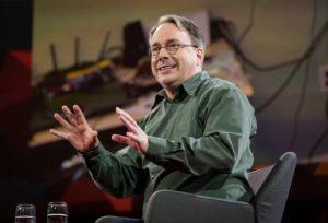 linus torvalds aplicaciones de cloud computing linux