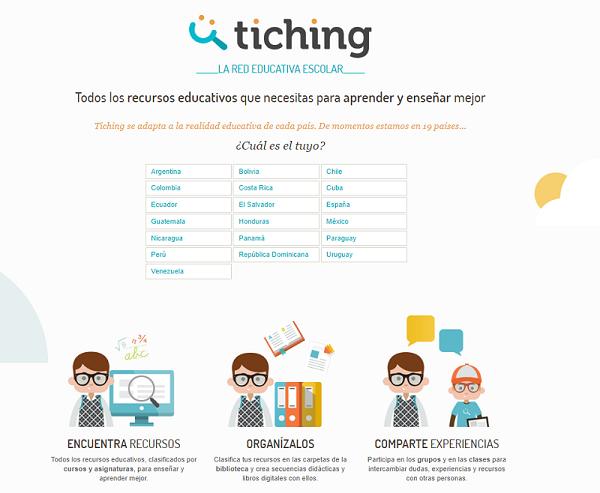 recursos_para_el_aprendizaje_tiching