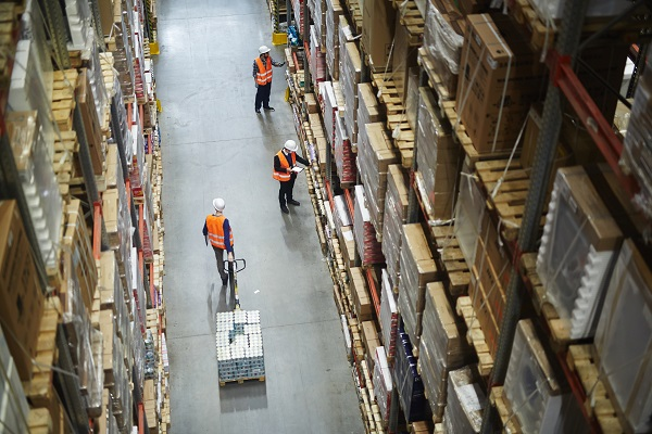gestion stock almacén