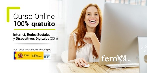 acceso a curso de redes sociales e internet