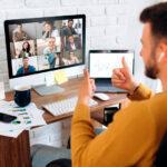 aplicación para videoconferencia